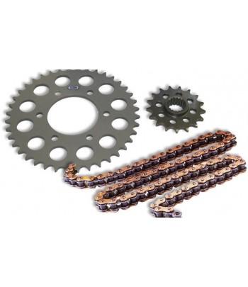 kit chaine DT 125 R  YAMAHA