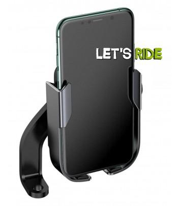 Support de téléphone pour Moto